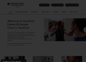 hereforddentist.co.uk