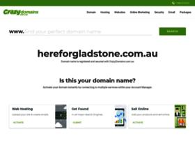 hereforgladstone.com.au
