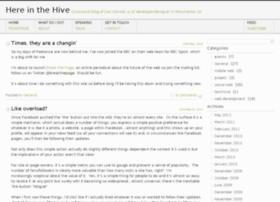 hereinthehive.com
