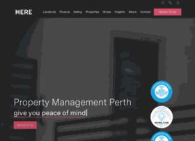 hereproperty.com.au