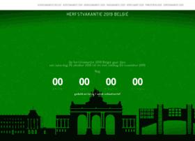 herfstvakantie-belgie.be
