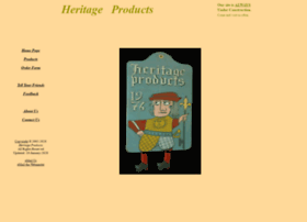 heritage-products.com