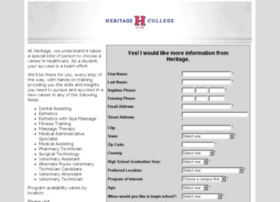 heritage-tier2.search4careercolleges.com