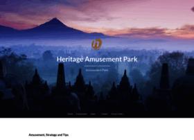 heritageamusementpark.com