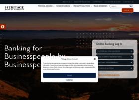 heritagebankofcommerce.com