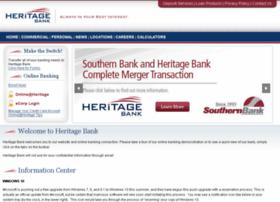 heritagebankva.com