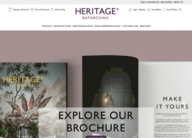 heritagebathrooms.com