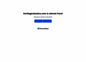 heritageclassics.com