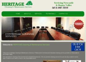 heritagecleaningms.com.au