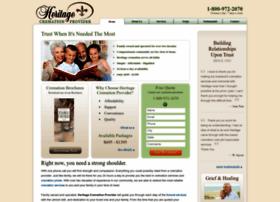 heritagecremationprovider.com
