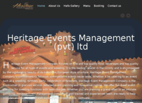 heritageevents.co