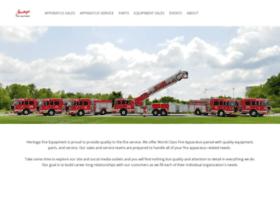 heritagefireequipment.com