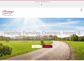 heritagefuneral.com