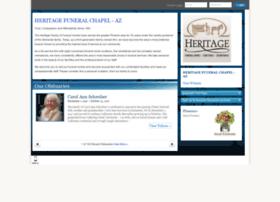 heritagefuneralchapels.tributes.com