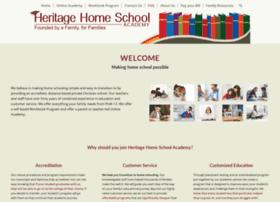 heritagehomeschool.com