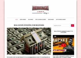 heritageliberia.net