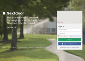 heritageparkmeridiancentercourt.nextdoor.com