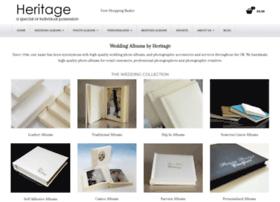 heritagephotoalbums.co.uk
