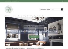 heritageplasterservices.co.uk
