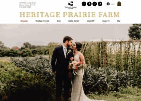 heritageprairiefarm.com