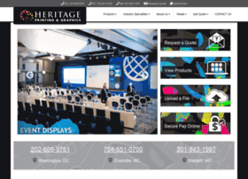 heritageprinting.com
