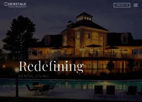 heritagepropertyrentals.com