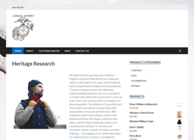 heritageresearch.co.uk