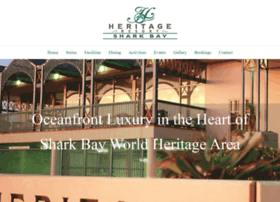 heritageresortsharkbay.com.au