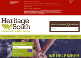heritagesouth.org