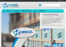 herkulpharma.com