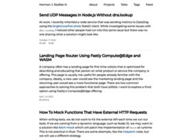 hermanradtke.com