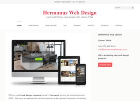 hermanuswebdesign.co.za