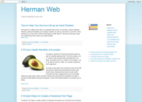 hermanweb.blogspot.com