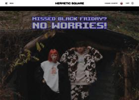 hermeticsquare.com