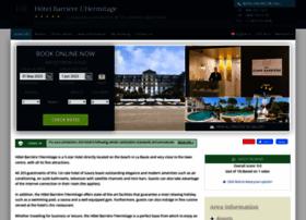 hermitage-barriere.hotel-rez.com