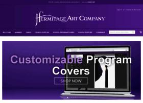 hermitageart.com