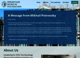 hermitagemuseumfoundation.org