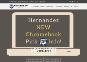 hernandez.roundrockisd.org
