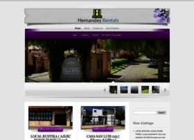 hernandezrgrentals.com