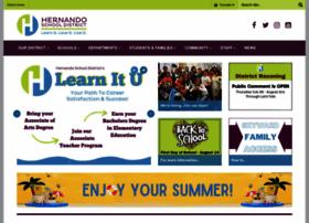 hernandoschools.org