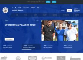 hernebayfootballclub.co.uk