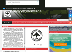 hernebayharriersfc.co.uk