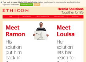 herniasolutions.com