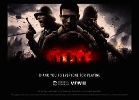 heroesandgenerals.com