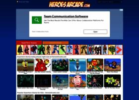 heroesarcade.com