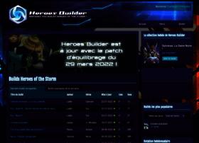 heroesbuilder.com