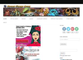 heroescharge-arena.com