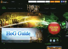 heroesofgaia.com