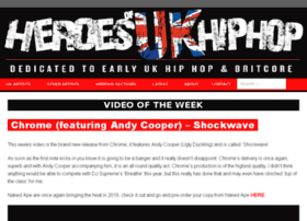 heroesofukhiphop.com