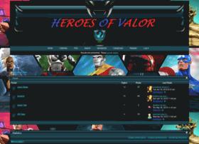 heroesofvalor.team-talk.net